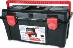 Ящик для инструментов черный + футляр, ручка патент №33, TAYG, 133008