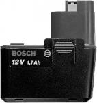Аккумулятор плоский 12 В, 2 Aч, NiCd для аккумуляторного инструмента, BOSCH, 2607335151