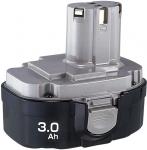 Аккумулятор кубический 1835, 18 В, 3.0 Ач, Ni-Mh, MAKITA, 193061-8