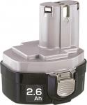 Аккумулятор кубический, 14,4 В, 2,5 Ач, для дрелей-шуруповертов 1434, MAKITA, 193101-2