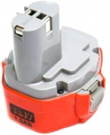 Аккумулятор кубический 14,4 В; 1,3 А*ч для дрелей-шуруповертов PA14, MAKITA, 193985-8