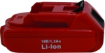 Аккумуляторная батарея Li-Ion 18 В, КАЛИБР
