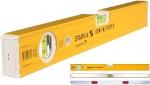 Уровень тип 80АM, 120 см, 1 вертикальный, 1 горизонтальный, магнитный, точность 0,5 мм/м, STABILA, 16067